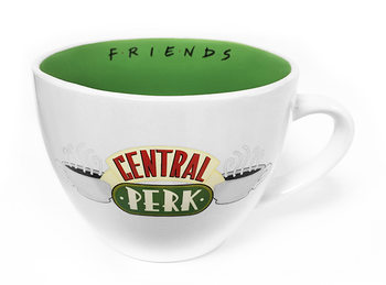 чаша Friends - Central Perk