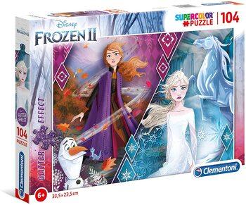 Puzzle Frozen 2 - Anna & Elsa