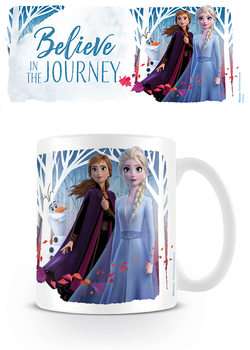 Taza Frozen, el reino del hielo 2 - Believe in the Journey 2