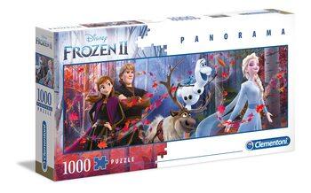 Puzle Frozen, el reino del hielo 2