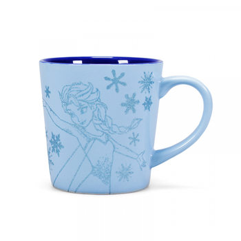 Taza Frozen, el reino del hielo - Snow Queen