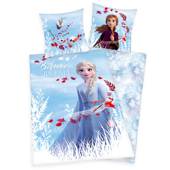 Beddengoed Frozen: Il regno di ghiaccio 2 - Believe in Journey