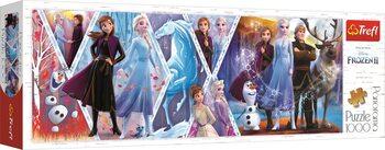 Puzzle Frozen: Il regno di ghiaccio 2