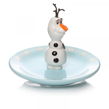 Piatto Frozen: Il regno di ghiaccio 2 - Olaf