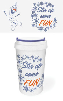 Tazza da viaggio Frozen: Il regno di ghiaccio 2 - Stir Up