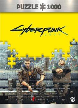 Puzzle Cyberpunk 2077 - Metro