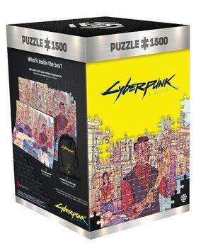 Puzzle Cyberpunk 2077 - Valentinos