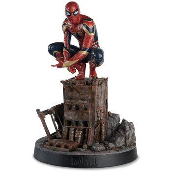 Figurka Marvel - Spiderman On Roof Mega