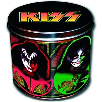 Pudełko - Kiss - Logo & Icons