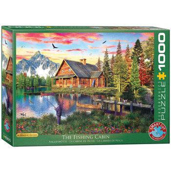 Puzzle The Fishing Cottage by Davison