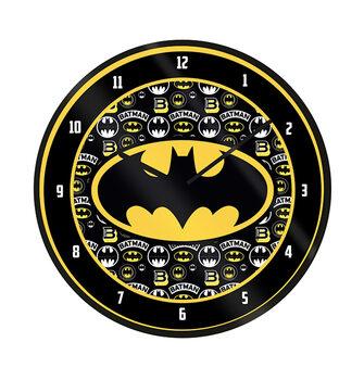 Zegar Batman - Logo