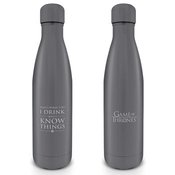 Flasche Game Of Thrones - I Drink And I Know Things