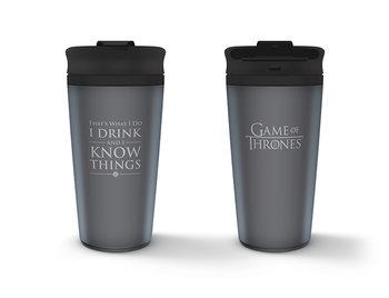 Κούπα Game Of Thrones - I Drink And I Know Things