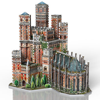 Pussel Game of Thrones - The Red Keep 3D