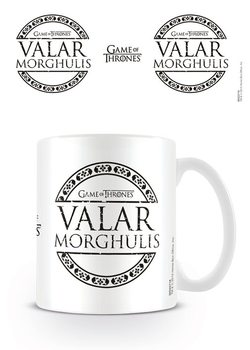 чаша Game of Thrones - Valar Morghulis