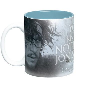 Tasse Game Of Thrones - You Know Nothing