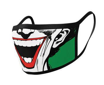 Gesichtsmasken Joker - Face (2 pack)