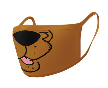 Gesichtsmasken Scooby Doo - Mouth (2 pack)