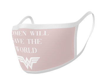 Gesichtsmasken Wonder Woman - Save the World (2 pack)