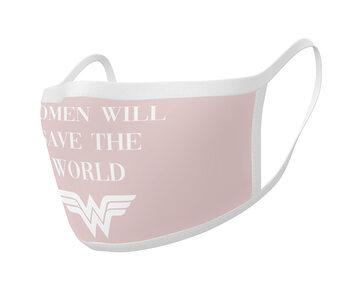 Kleidung Gesichtsmasken Wonder Woman - Save the World (2 pack)