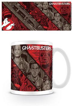 Hrnčeky Ghostbusters (Krotitelia duchov) - Illustrative Strips