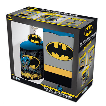 DC Comics - Batman Gave sett
