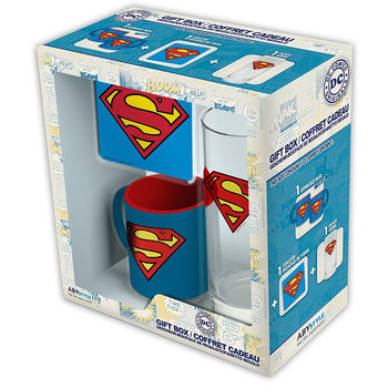Set de regalo  DC Comics - Superman