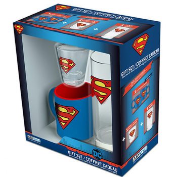 DC Comics - Superman Gave sett