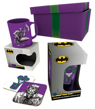 DC Comics - The Joker Set cadou