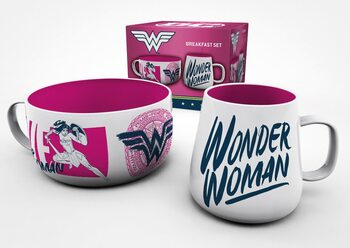 Poklon set DC Comics - Wonder Woman Brave