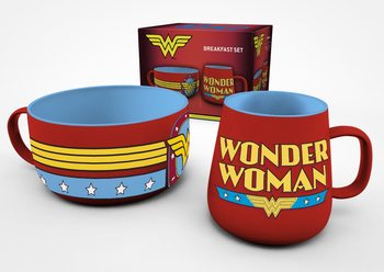 DC Comics - Wonder Woman Cadeau set