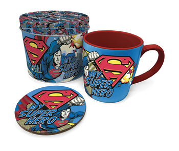 Set de regalo DC - My Superhero