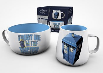 Doctor Who - Tardis Cadeau set