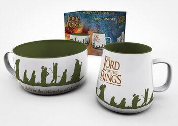 Set de regalo El Señor de los Anillos  - Fellowship