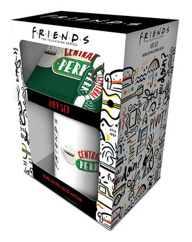 Friends - Central Perk Cadeau set