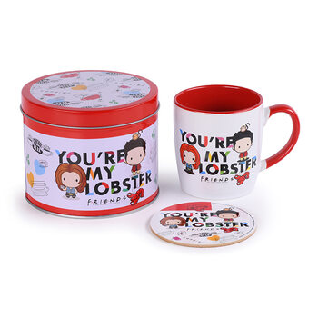 Coffret cadeau Friends - Your're My Lobster