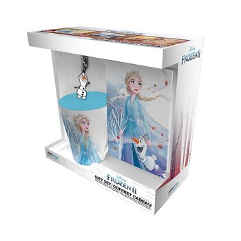 Set de regalo Frozen, el reino del hielo - Elsa