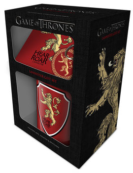 Game of Thrones - Lannister Cadeau set