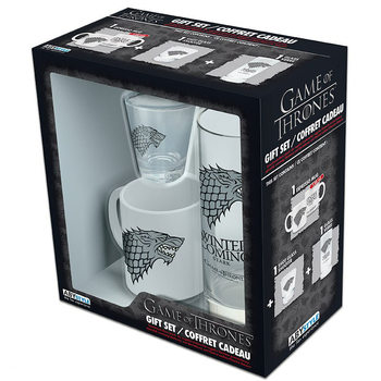 Game Of Thrones - Stark Cadeau set