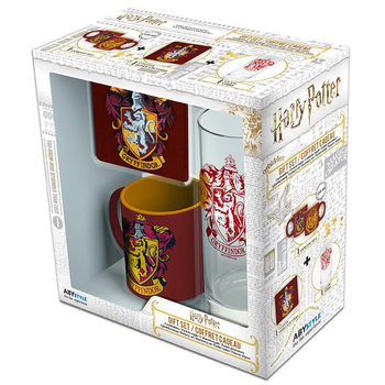 Harry Potter - Gryffindor Set cadou