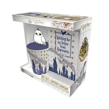 Poklon set Harry Potter - Hedwig