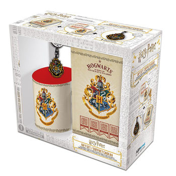 Set de regalo Harry Potter - Hogwarts