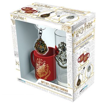 Set regalo Harry Potter - Hogwarts