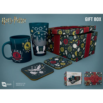 Geschenkset Harry Potter - Magical Christmas