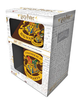 Set de regalo  Harry Potter - Rather be at Hogwarts