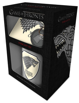 Set de regalo Juego de Tronos - Stark