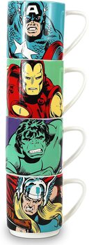 Set de regalo Marvel - Characters
