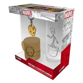 Kit Regalo Marvel - Groot