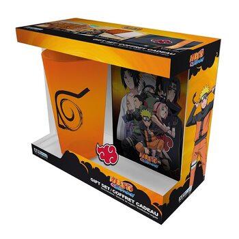Gavesett Naruto Shippuden - Naruto