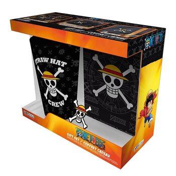 Geschenkset One Piece - Skull